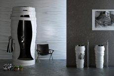 Łazienka, meble i akcesoria łazienkowe MyBath, seria Tape