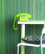 Zielona tapeta PARA Design z kolekcji Groove