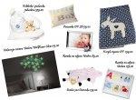 Pokój dziecka, pościel, dekoracje
