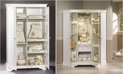 Meble do pokoju dziecka w stylu Ludwików, kolekcja Elodie!