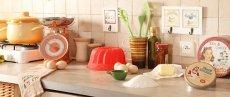 Akcesoria kuchenne w stylu retro