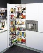 system kuchenny wysuwny