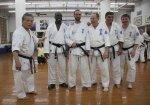 zawodnicy karate