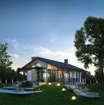 Projekt domu Lara rekomendowany przez pracownię projektową MTM STYL