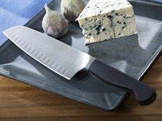 Nóż kuchenny damasceński