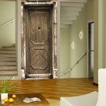 Fototapety na drzwi