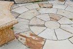 Kamienne alejki w ogrodzie