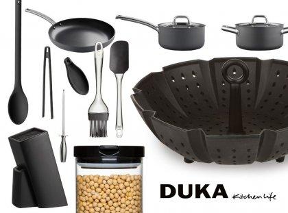 Nowe akcesoria kuchenne od Duka
