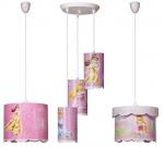 Lampy Princess z kolekcji Disney